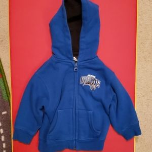 Orlando Magic toddler Hoodie